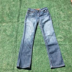 Desert Blue Jeans